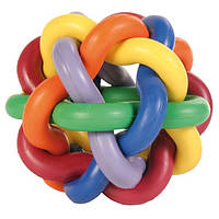 Игрушка для собак из каучука Мяч клубок Trixie (32621/2)