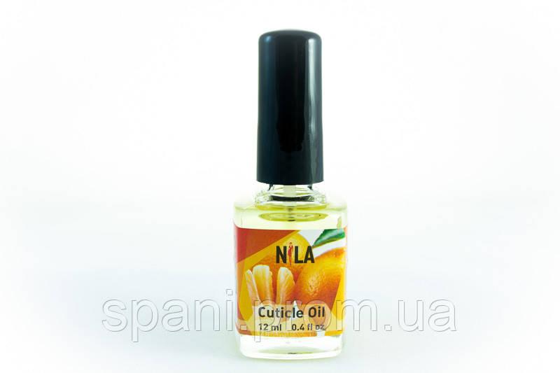 Nila Cuticle Oil Масло для кутикул Мандарин, 12 мл.