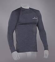 Outdoor Tracking Man Футболка с длинным рукавом мужская XL серый