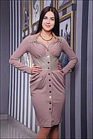Donna-M платье IR Кнопка , фото 1