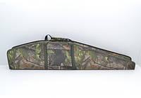 Чехол для ружья с оптикой, длина 120 см, камуфляж: лес арт. 8056