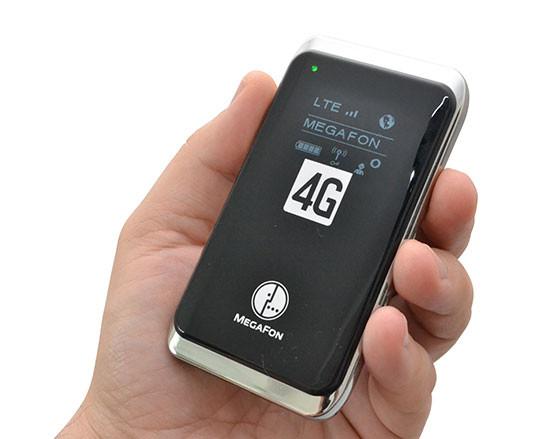 3G/4G+ WiFi роутер Мегафон MR100-1