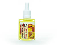 Nila Cuticle Oil Масло для кутикул Персик, 30 мл.