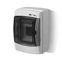 Щит распределительный пластиковый герметичный GALANT PLUS RN-1/4 IP 65