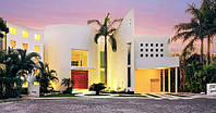 Высокотехнологичная резиденция Luxury с завораживающими интерьерами