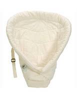Вкладыш для новорожденых Ergo Organic Infant Insert - White