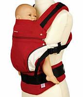 Эрго-рюкзак Manduca - Красный