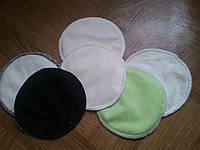 Многоразовые непромокаемые прокладки для груди из Бамбука