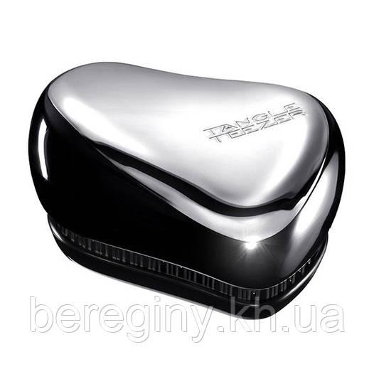 Tangle Teezer Compact - Серебро металик