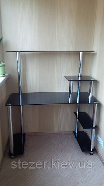 Стеклянный стол для дома Репликация