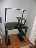 Стеклянный стол для дома Репликация, фото 2