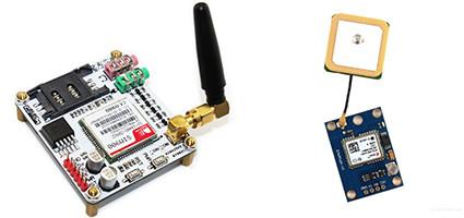 Модулі GSM, GPS, GPRS, 3G