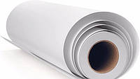 Бумага for Glossy PP Paper for Eco-solvent ,125gr (1.07x30m)