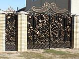 Ворота Рулонные,Секционные,Откатные,Распашные в Харькове, фото 7