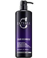 Шампунь для объема волос Tigi Catwalk Your Highness Elevating Shampoo 750 мл