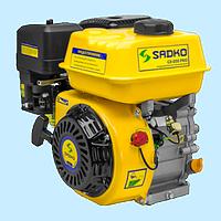 Двигатель бензиновый SADKO GE-200 PRO шлиц (6.5 л.с.)