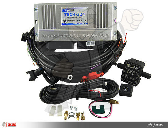 Электроника LPGTECH 324 MINI 2 4 цилиндра