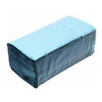 Бумажные полотенца Z-тип зеленые