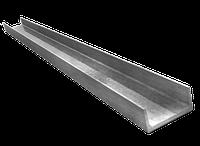 Швелер 50х20х4 алюминий АМГ6