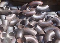 Отвод кованный стальной 76х3,5