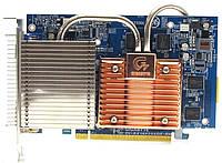 Видеокарта GIGABYTE Radeon X1600 Pro GV-RX16P256DE-RH, 256Mb/128Bit/DDR2, PCI-E