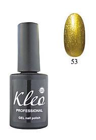 """Гель-лак для ногтей """"Кошачий глаз"""" Kleo Professional Chameleon Cat eye gel 3D effect Цвет 53"""