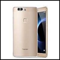 Ультратонкий 0,3 мм чехол для Huawei Honor V8 Dual Sim прозрачный