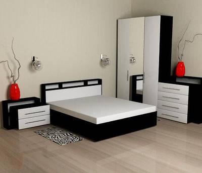 Меблі для вітальні та спальні