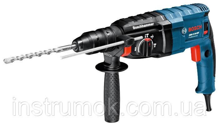 Перфоратор Bosch GBH 2-24 DFR + доп. патрон