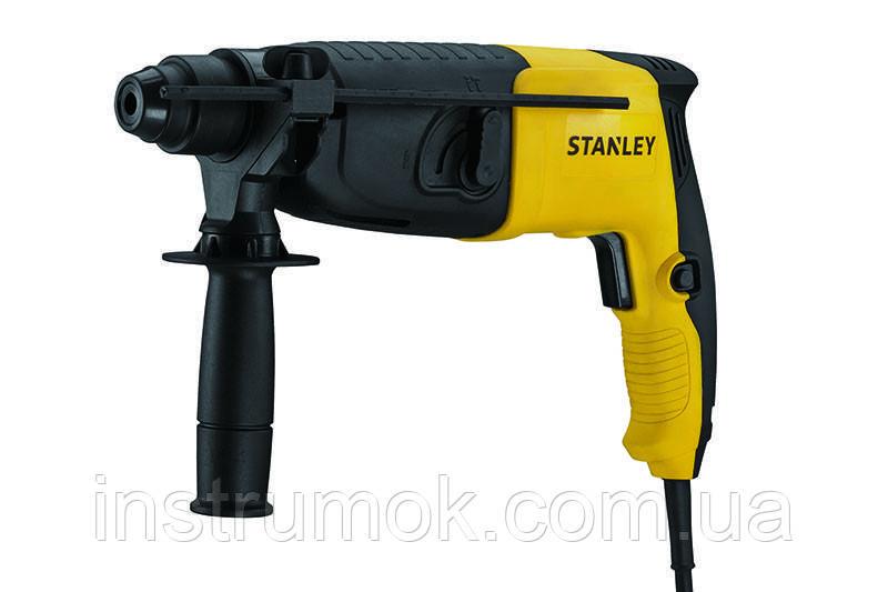 Перфоратор Stanley STHR202K SDS+, 620Вт, 2 режима, 20мм