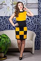 Donna-M платье OSL Шахматка