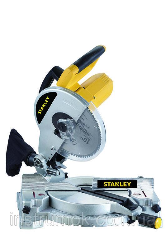 Торцовочная пила Stanley STSM1510 (1500 Вт, диск 255 мм)