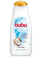 Шампунь для волосся 2 в 1 Baba 400 мл
