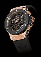 Часы Hublot Morgan Aero Bang Gold
