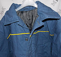 Костюм утепленный зимний (куртка+брюки) ткань палатка