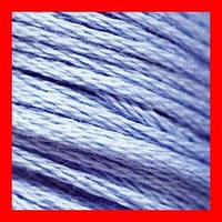 Нитки мулине DMC для вышивания, цвет 341