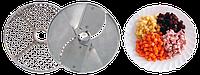 Комплект ножа и решетки для кубиков 10х10х10 мм. овощерезки МПР-350М, МПО-1