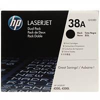 Картридж HP LJ 4200, (Q1338D, 2ХQ1338A)