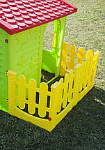 Детский игровой домик Garden House с террасой, фото 3