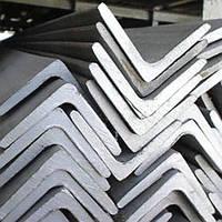 Уголок 50х25х2 алюминий  АД31(6063-Т6), фото 1