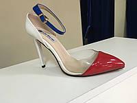 Туфли с силиконовыми вставками