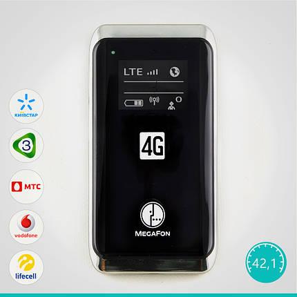 3G/4G роутер Мегафон QUANTA MR100-1, фото 2