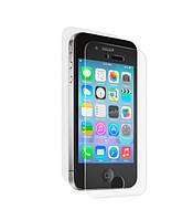 Стекло на экран для iPhone (айфон) 4, 4S (перед и зад)