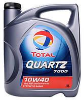 Моторное масло Total QUARTZ 7000 Diesel SL/CF 10W-40 (5л.)