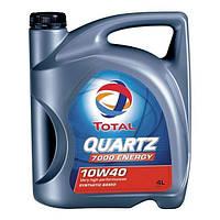 Моторное масло Total QUARTZ 7000 ENERGY SL/CF 10W-40 (4л.)