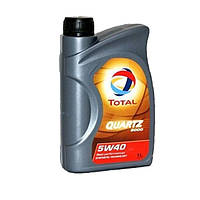 Моторное масло TOTAL QUARTZ 9000 ENERGY 5W40 1л API SN/CF