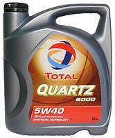 Моторное масло Total QUARTZ 9000 ENERGY SN/CF 5W-40 (5л.)