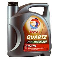 Моторное масло Total QUARTZ 9000FUT NFC A5/B5/A1/B1 5W-30 (4л.)