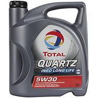 Моторное масло Total QUARTZ INEO LONG LIFE C3 5W-30 (5л.)