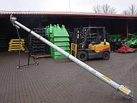 Шнековый погрузчик Kul-Met (8,0 метров 4,0 кВт)